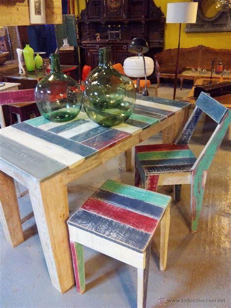 mesa comedor colores comprar muebles vintage en