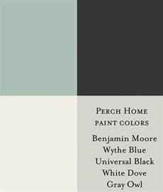 benjamin color palettes benjamin wythe blue benjamin universal black