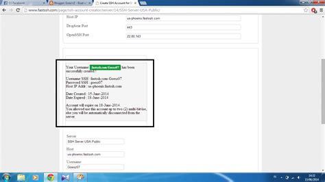 share cara membuat akun ssh gratis di white vps cara membuat akun ssh sendiri blog edun