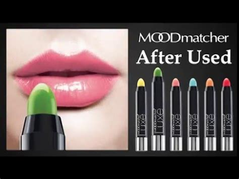 Lipstik Moodmatcher Indonesia moodmatcher luxe twist stick lipstick tahan 12 jam