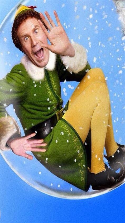 iphone wallpaper buddy  elf tjn   elf  buddy  elf christmas movies