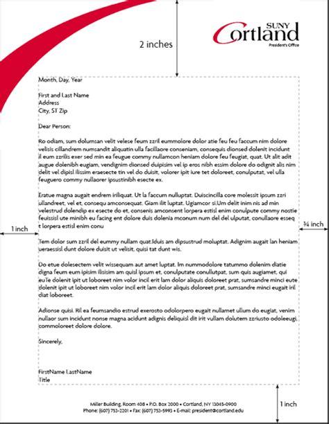A Proper Letter Format Example Basic Job Appication Letter