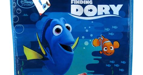 finding dory no 1 at july 4th box office tarzan dan the pixar fan finding dory disney store reusable