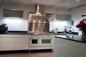 cuisine moderne avec piano de cuisson cuisine nous