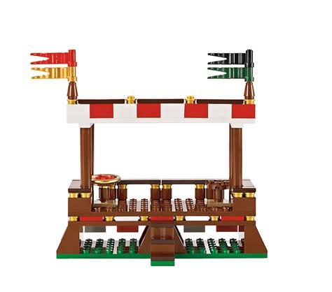 Lego Kingdoms Joust bricker construction by lego 10223 kingdoms joust