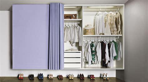 the suspended wardrobe interior design