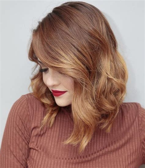hairstyles and color for short hair fall winter hair color ideas for short hairstyles 2017