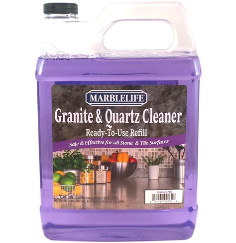 Marblelife: DIY Best Granite Countertop Cleaner & Quartz