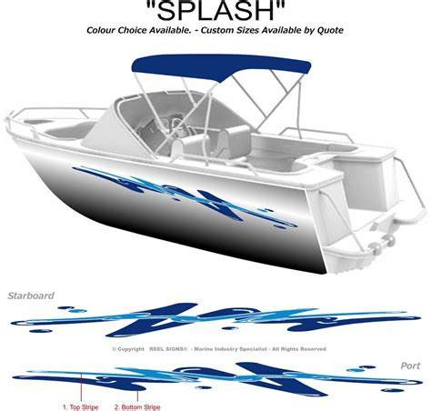 vinyl striping for boats boat decals deals on 1001 blocks
