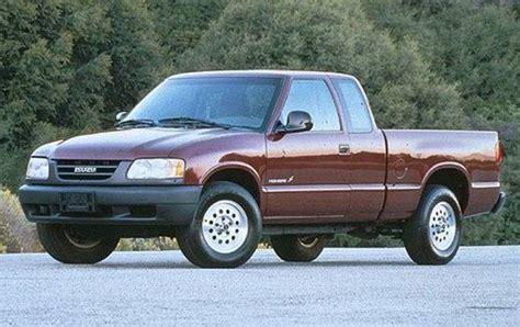 automotive service manuals 1998 isuzu hombre navigation system 1994 2004 isuzu hombre pictures truck review top speed