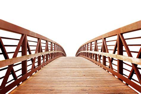 Free photo Isolated Wooden Bridge Transparent Bridge ... Free Vector Food Clipart