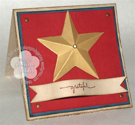 Day Handmade Card - memorial day handmade cards let s celebrate