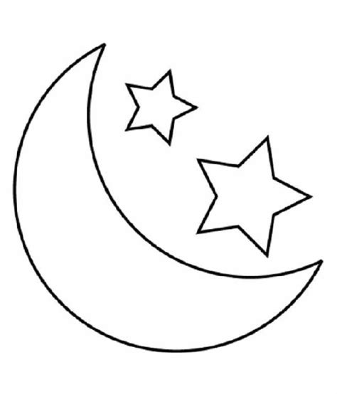 coloring pages stars moon child moon and stars coloring pages printable nappy time