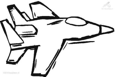 Jet Coloring Page Jet Coloring Page