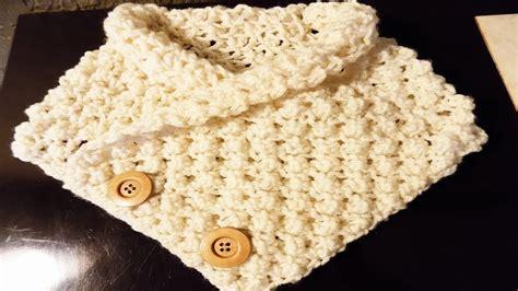 Imagenes De Cuellos A Crochet Imagui | dyi cuello tejido en dos agujas f 193 cil youtube