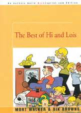 the lexicon of comicana quot the best of hi and lois quot is a picked collection of