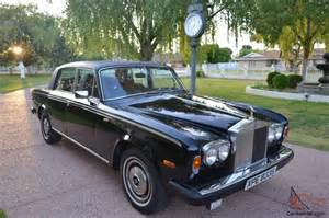 1977 Rolls Royce 1977 Rolls Royce Silver Shadow Right Steering Imported