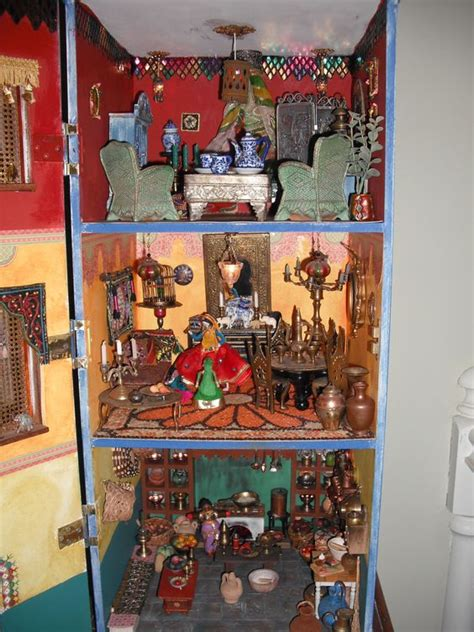 doll house india inside the indian dolls house sold now sadly due to lack of space casas de