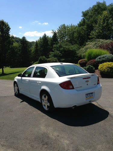 sell used 2007 chevrolet cobalt 4 dr sed speed manual trans in totowa new jersey united states sell used 2007 chevrolet cobalt ss sedan 4 door 2 4l in natrona heights pennsylvania united