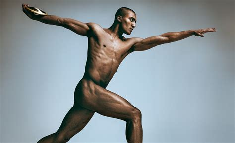 Clean Stand Up Comedy by Olympians Pose In Espn S Body Issue