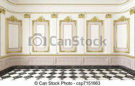 Home Design 3d Gold Francais stock photos of classic style room with golden details