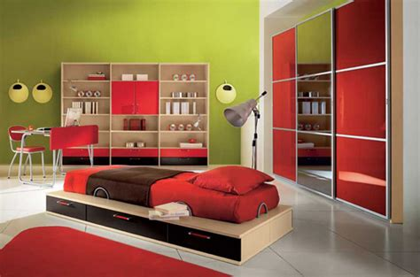 lime green and red bedroom bedroom 9 cheerful kids bedroom design ideas designed by arredissima child bedroom