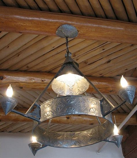 Punched Tin Ceiling Light 64 Best Images About Punched Tin On Pinterest Ornaments Punch And Tin