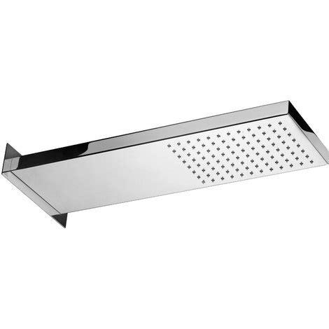 soffione doccia a muro soffione doccia a muro in metallo paffoni free 500x160