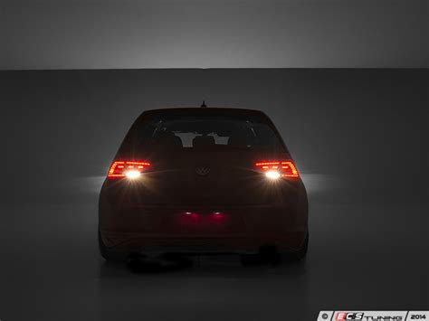 vw gti led lights ecs vw mk7 golf gti r led light sets