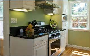Small Kitchen Ideas White Cabinets Small Kitchen Design Ideas Green Wall White Windows White