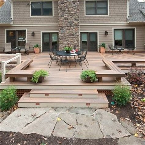 wrap around deck ideas deck design ideas
