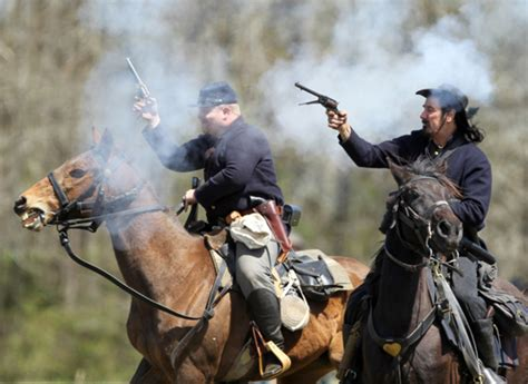 sweat and powder smoke the cavalry in the civil war williams ford a m history series books cannon roars at battle of re enactment