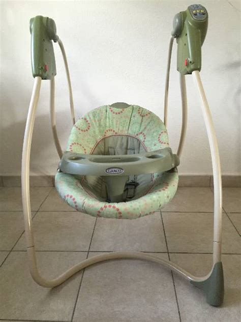 graco euro swing graco swing classified ad childcare baby gear