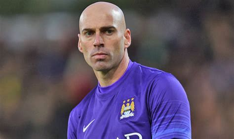 Willy Caballero City Goalkeeper Caballero Cup In Bid To