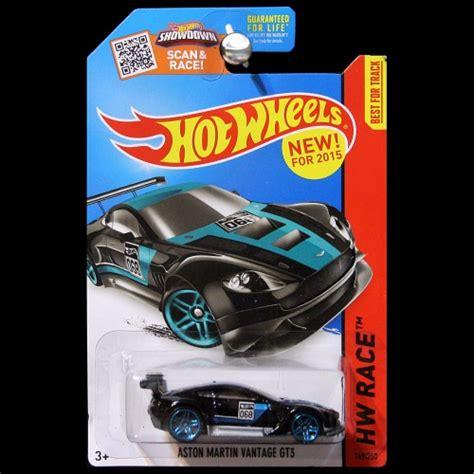 Aston Martin Vantage Gt3 Black Hitam Hotwheels Hw 2015 149 Race Track wheels 2015 hw race world aston martin vantage gt3 black carminiatures