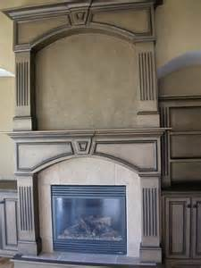 fireplace finishes your fireplace is begging to be a focal point the magic brush inc allwood