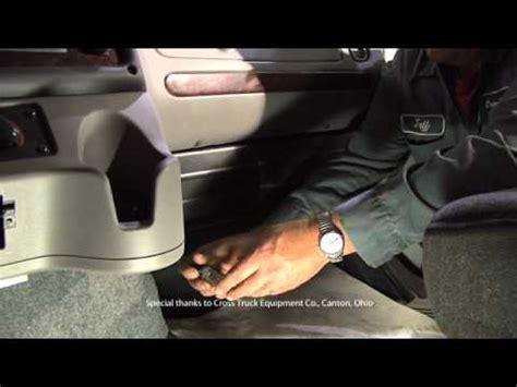 Kenworth Dash Warning Lights How To Heavy Duty Cabin Air Filter Installation 2006