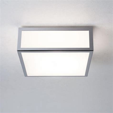 Square Ceiling Light Square Flush Bathroom Ceiling Lights From Easy Lighting