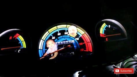 Spedo Meter Variasi Cara Memasang Lu Led Speedometer Variasi Isuzu Panter