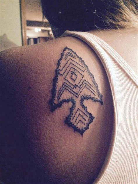native american arrow tattoo arrowhead tattoos arrow tattoos