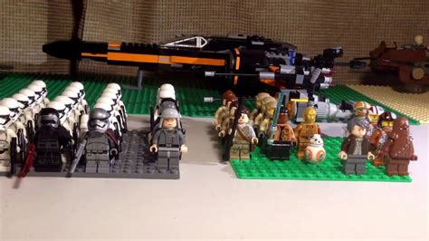 tutorial armi lego lego tutorial how to build resistance and first order