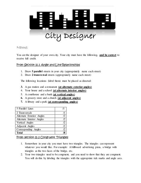 Be Your Own Archtiect by City Designer Project