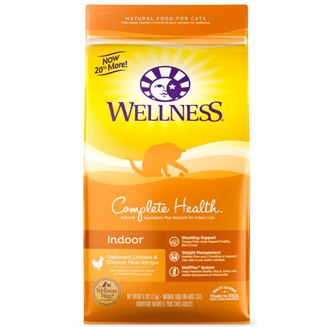is wellness a food wellness complete health indoor cat food grateful pet