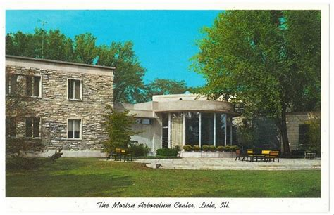 Lisle Post Office by Lisle Collector Preserves History In Postcards