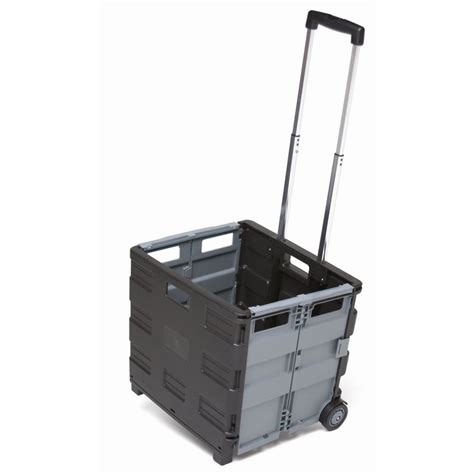 box cart portable file and folding cart for transport anything to