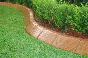 Ideas For Lawn Edging Lawn Edging Ideas Lowes Landscaping Gardening Ideas