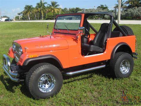 orange jeep lifted 100 orange jeep lifted 1974 jeep cj5 for sale