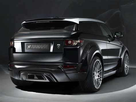 modified range rover evoque land rover evoque black modified pixshark com