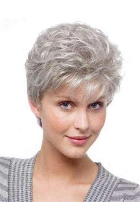 short salt and pepper hair 20 best ideas of short hairstyles for salt and pepper hair