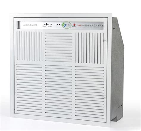flush mounted electronic air cleaner manufacturer supplier china